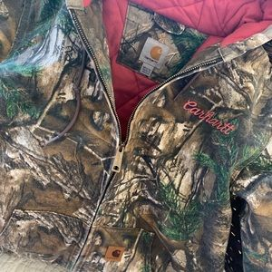 Carhartt Women's Camo Jacket